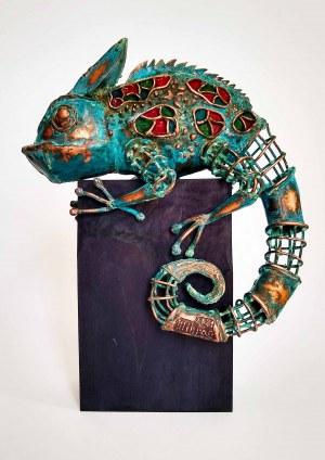 Mihran Hakobyan (ur.1984), Kameleon, 2021