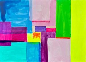 Ewa Jaros (ur. 1984), Happiness #25, 2021
