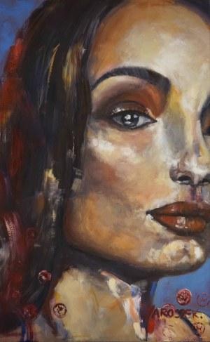 Alicja Jaroszek (ur. 1996), Rose, 2021
