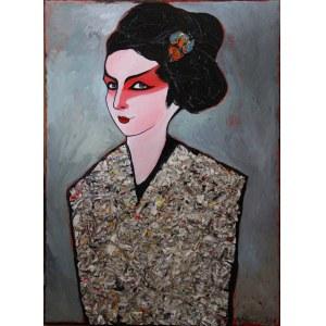 Agnieszka Boroń (ur. 1974), Kabuki, 2017