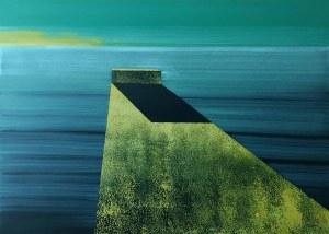Andrzej Kikowski (ur. 1976), The end, 2021