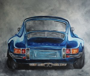 Weronika Wójcik (ur. 1994), Porsche, 2021
