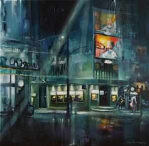 Ewa Pieronkiewicz (ur. 1995), Street lights, 2021