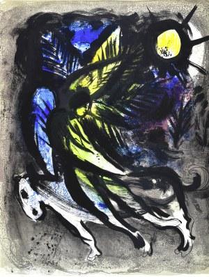 Marc CHAGALL (1887 - 1985), L'Ange (The Angel)