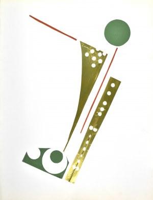 Zdzisław (CYAN) CYANKIEWICZ (1912-1981), Kompozycja V