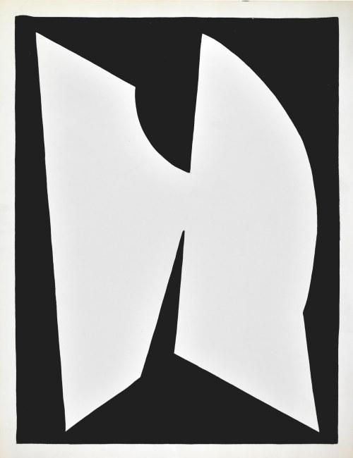 Zdzisław (CYAN) CYANKIEWICZ (1912-1981), Kompozycja XII