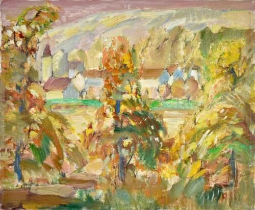 Henryk KRYCH (1905 – 1980), Pejzaż