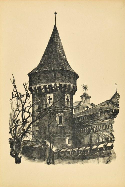 Jan Kanty GUMOWSKI (1883-1946), Baszta stolarska