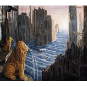 Adam Swoboda,Tam gdzie płaczą lwy