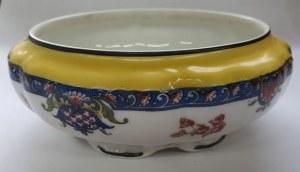 Cukiernica / pojemnik na drobiazgi z francuskiej porcelany Limoges