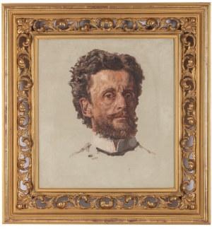 Jan Matejko (1838 Kraków - 1893 tamże), Wielki Książę Litewski Witold, Portret Adama Sapiehy