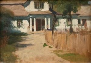 Włodzimierz Tetmajer (1862 Harklowa - 1923 Kraków), Dworek