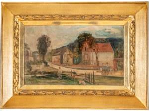 Tadeusz Makowski (1882 Oświęcim - 1932 Paryż), Stara farma