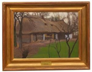 Stanisław Czajkowski (1878 Warszawa - 1954 Sandomierz), Chata