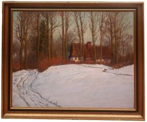 Paul Weimann (1867 Wrocław -1945 Jelenia Góra), Pejzaż