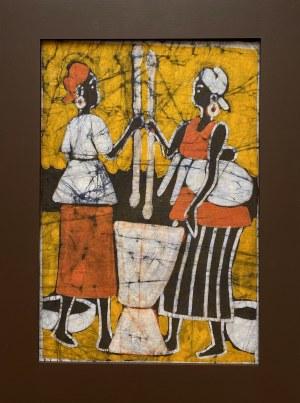Ramata Cham, Kobiety szykujące jedzenie
