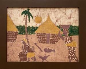 Babacar Mbaye, Życie w wiosce