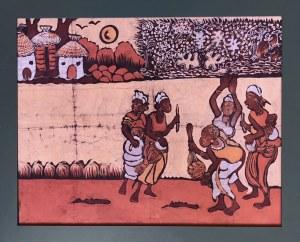 Sainey, The Jola Cuirurai Group in the Gambia