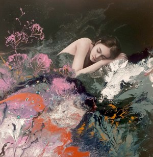 Patrycja KRUSZYŃSKA-MIKULSKA, Flower Song, 2021 r.
