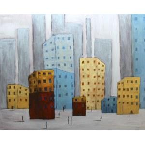 Filip ŁOZIŃSKI, Życie miasta, 2021 r.
