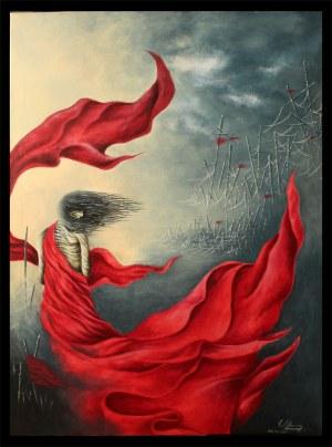 Marcin Michalewicz, Red Hope, 2021