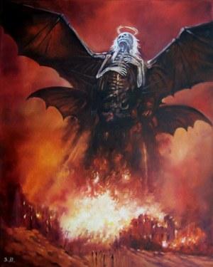 Bogusław Potera, Anioł Śmiercji, 2021