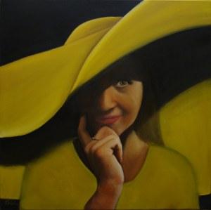 Artem Tuliuk, Muza w żółtym kapeluszu