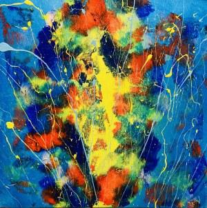 Marta Dunal, Explosion of form, 2021