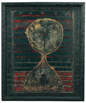 Henryk MUSIAŁOWICZ (1914-2015), Z cyklu: Reminiscencje, 1974