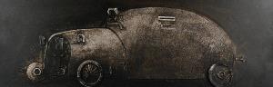 Wojciech KOPCZYŃSKI (ur. 1955), Auto, 2010