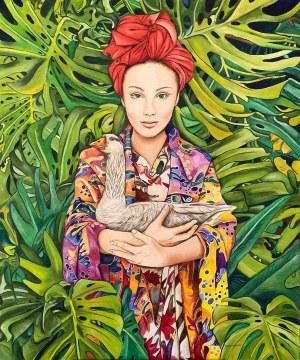 Joanna Szumska, Ogród Edenu, 2021