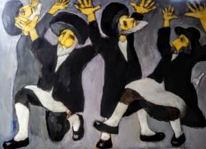 Miro Biały, Chasydzi tańczą, 2021