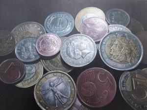 Olena Lytvynenko, Coins, 2021