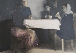 Agata RUMAN, Kromka chleba, 2020 r.