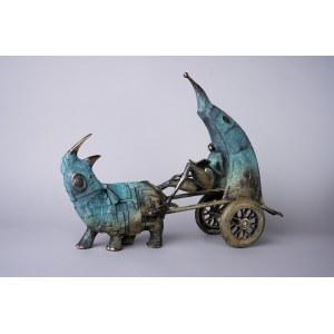 Wrześniowa Aukcja Rzeźby