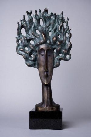 Sławomir Micek, Wiosna (Brąz, wys. 56 cm)