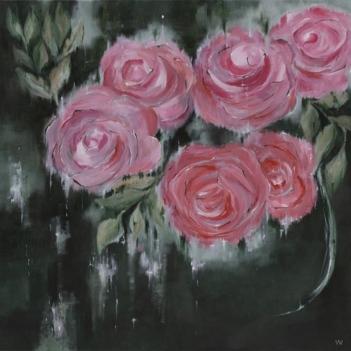 Weronika Wójcik, Kwiaty, 2021