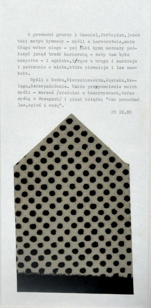 Józef Hałas, Z cyklu Notatki Hałasa