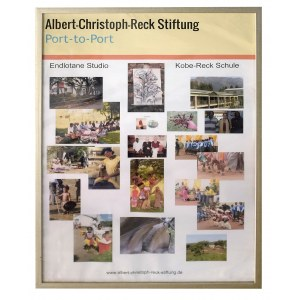 Reck Albert Christph, Wspomnienie z Afryki Port to Port