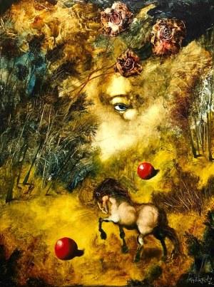 Andras Gyorfi, Koń i jego jeździec wg Beethovena, 2021