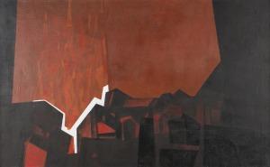 Agnieszka Olech, Widziałam ogień nocą