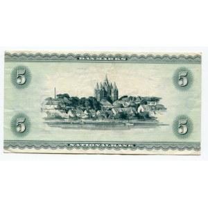 Denmark 5 Kroner 1959