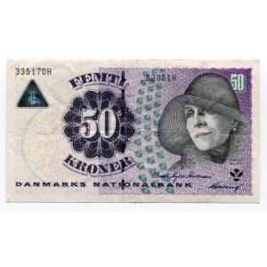 Denmark 50 Kroner 2005