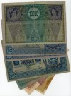 Europe Lot of 32 Banknotes 1902 - 1922