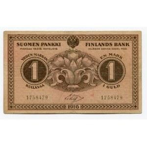 Finland 1 Markka 1916