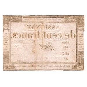 France 100 Francs 1795
