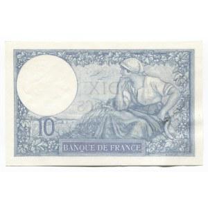 France 10 Francs 1932