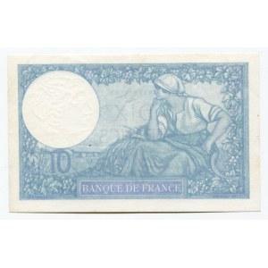 France 10 Francs 1940