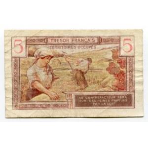France 5 Francs 1947