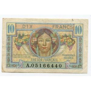 France 10 Francs 1947